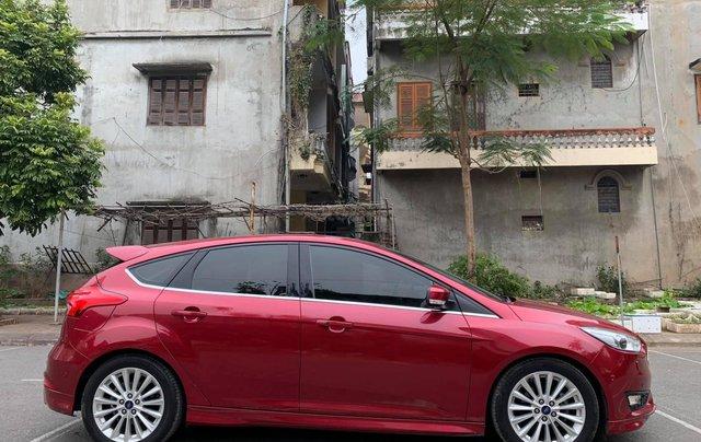 Bán xe Ford Focus năm sản xuất 2016, màu đỏ, xe nhập2