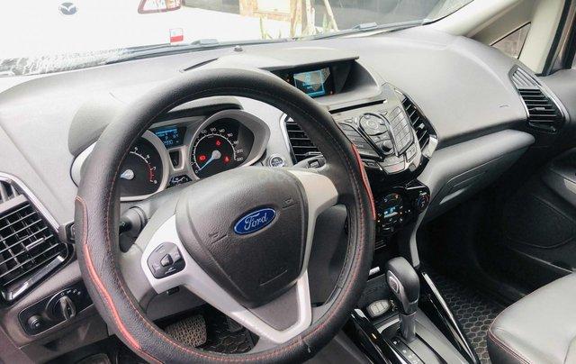 Cần bán gấp Ford EcoSport đăng ký lần đầu 2015, màu nâu chỉnh chủ giá 445 triệu đồng3