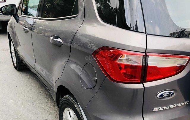 Cần bán gấp Ford EcoSport đăng ký lần đầu 2015, màu nâu chỉnh chủ giá 445 triệu đồng6