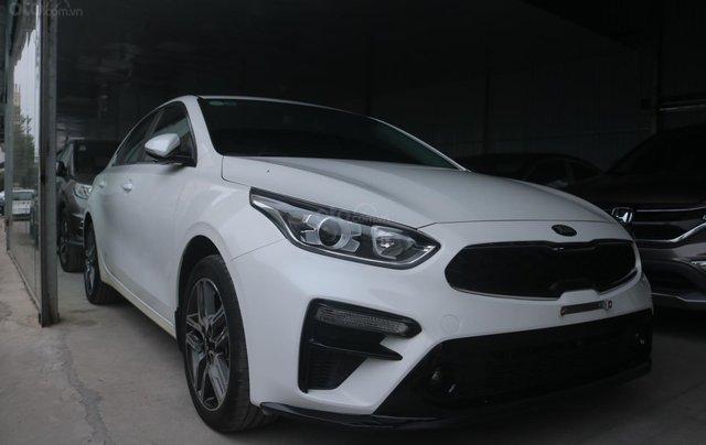 Cần bán xe Kia Cerato Luxury 2019, màu trắng.1