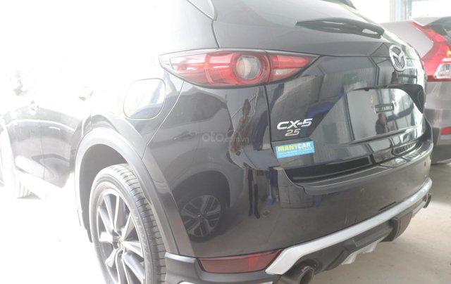 Bán ô tô Mazda CX 5 năm 2018, màu đen, giá chỉ 815 triệu2
