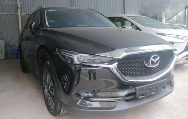 Bán ô tô Mazda CX 5 năm 2018, màu đen, giá chỉ 815 triệu0