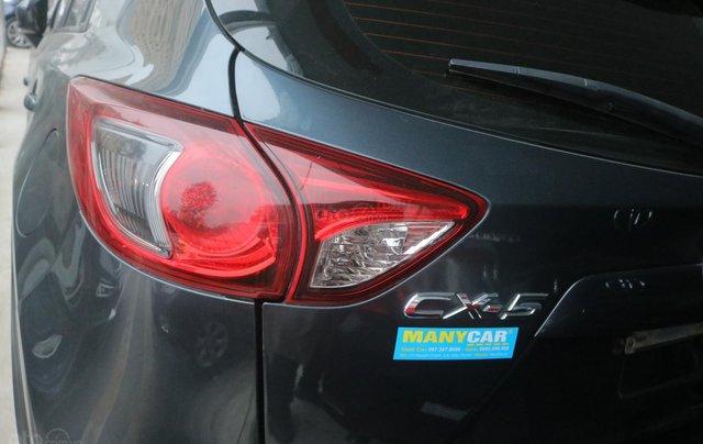 Bán Mazda CX 5 sản xuất 2015, màu xanh xám1
