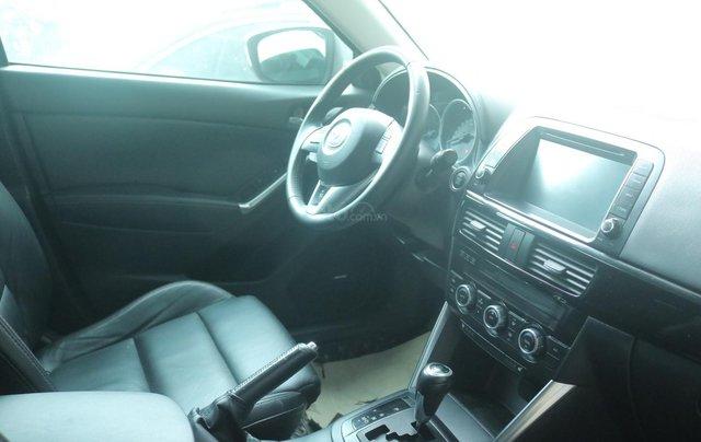 Bán Mazda CX 5 sản xuất 2015, màu xanh xám2