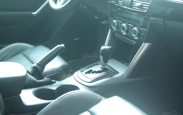 Bán Mazda CX 5 sản xuất 2015, màu xanh xám4