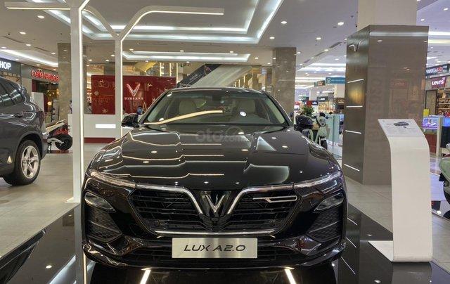 Bán VinFast Lux A 2.0 Premium Nappa Be 1 xe duy nhất - nhiều ưu đãi tháng 1, giao xe ngay0