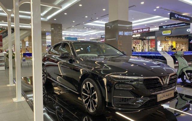 Bán VinFast Lux A 2.0 Premium Nappa Be 1 xe duy nhất - nhiều ưu đãi tháng 1, giao xe ngay2