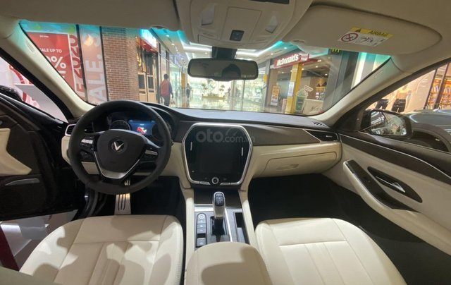 Bán VinFast Lux A 2.0 Premium Nappa Be 1 xe duy nhất - nhiều ưu đãi tháng 1, giao xe ngay4