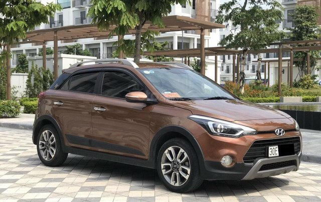 Xe Hyundai I20 Active 1.4 AT 20165