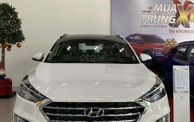 [Siêu phẩm ] Hyundai Tucson 2.0 máy dầu - Dòng xe tiết kiệm nhất phân khúc - nội thất sang trọng0