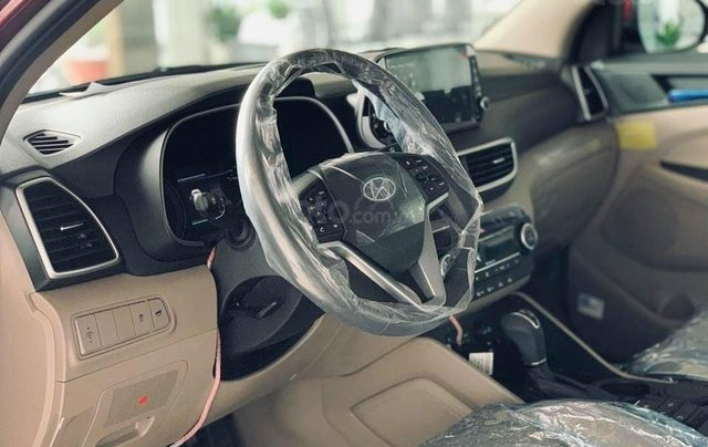 [Siêu phẩm ] Hyundai Tucson 2.0 máy dầu - Dòng xe tiết kiệm nhất phân khúc - nội thất sang trọng3