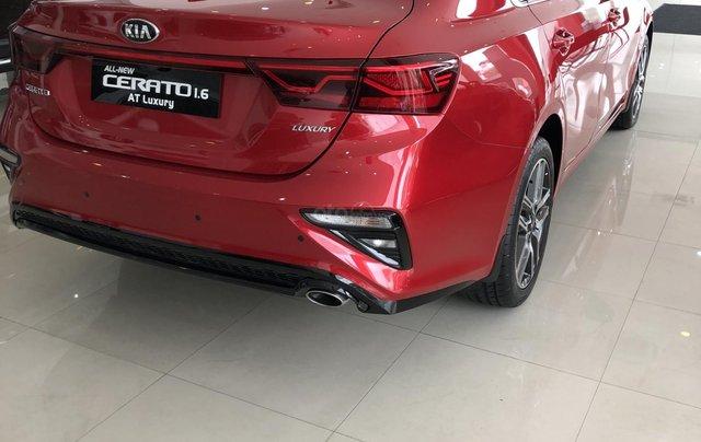Kia Cerato 2021 - Bản tiêu chuẩn màu đỏ - có xe giao ngay - cũng ưu đãi quà tặng đi kèm3