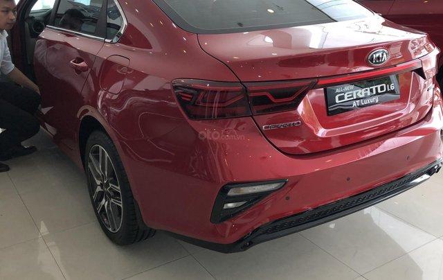 Kia Cerato 2021 - Bản tiêu chuẩn màu đỏ - có xe giao ngay - cũng ưu đãi quà tặng đi kèm4