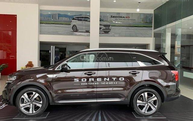Kia Sorento 2021 - Bản cao cấp, máy dầu - Khuyến mại hấp dẫn - Hỗ trợ trả góp - Xe có sẵn đủ màu giao ngay0