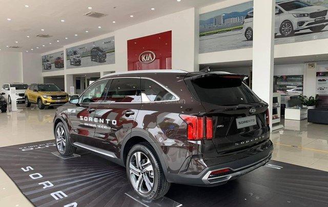 Kia Sorento 2021 - Bản cao cấp, máy dầu - Khuyến mại hấp dẫn - Hỗ trợ trả góp - Xe có sẵn đủ màu giao ngay2