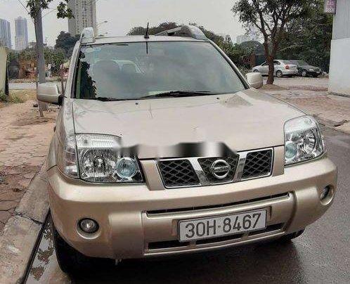 Cần bán Nissan X trail sản xuất 2007, nhập khẩu nguyên chiếc còn mới, 325tr1