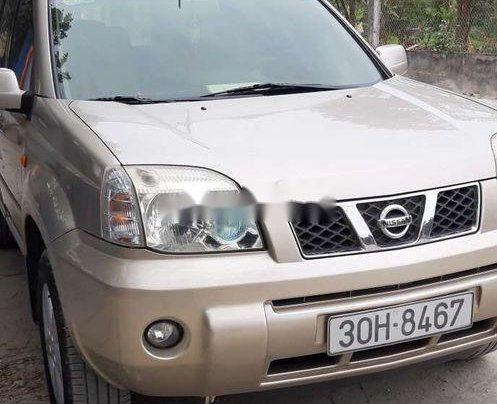 Cần bán Nissan X trail sản xuất 2007, nhập khẩu nguyên chiếc còn mới, 325tr0