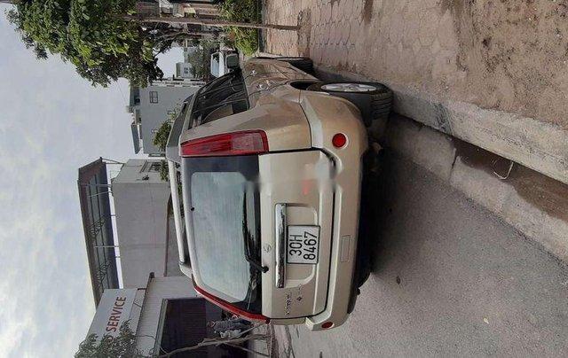 Cần bán Nissan X trail sản xuất 2007, nhập khẩu nguyên chiếc còn mới, 325tr4