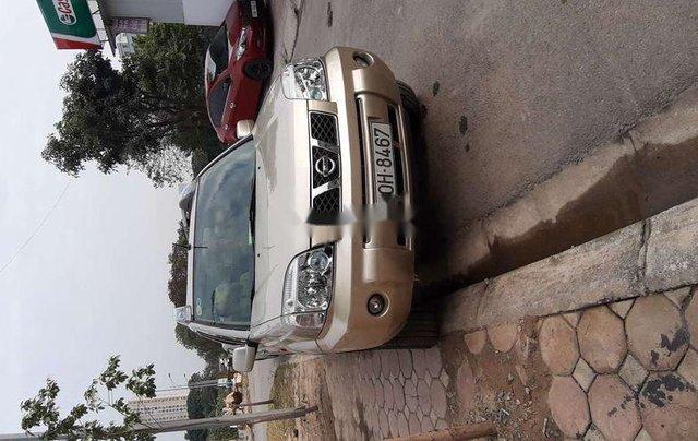 Cần bán Nissan X trail sản xuất 2007, nhập khẩu nguyên chiếc còn mới, 325tr3