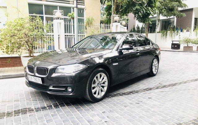 BMW 520i Màu tobaco độc lạ rất mới1