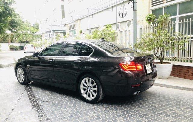 BMW 520i Màu tobaco độc lạ rất mới3