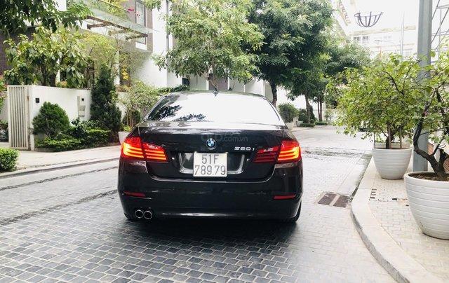 BMW 520i Màu tobaco độc lạ rất mới4