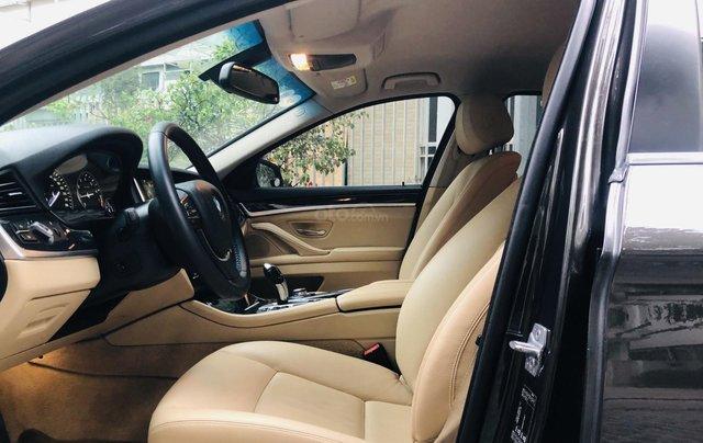 BMW 520i Màu tobaco độc lạ rất mới6