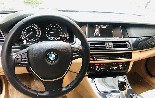 BMW 520i Màu tobaco độc lạ rất mới8
