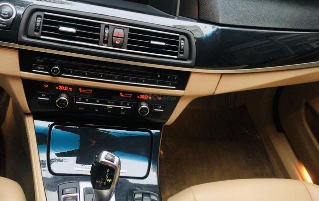 BMW 520i Màu tobaco độc lạ rất mới9