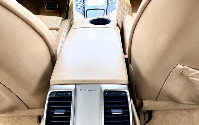 Porsche Panamera 4S nhập 2011 Executive full option hộp số tự động 7 cấp, vô lăng tích hợp phím điều khiển âm thanh5