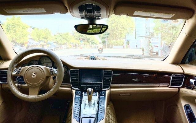 Porsche Panamera 4S nhập 2011 Executive full option hộp số tự động 7 cấp, vô lăng tích hợp phím điều khiển âm thanh7