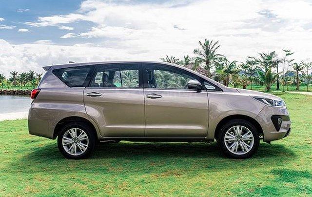 Toyota Innova 2021 - Giảm giá sâu kèm nhiều PK chính hãng, tặng 3 năm bảo dưỡng TMV - Giao xe ngay1