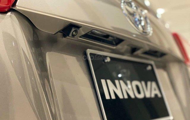 Toyota Innova 2021 - Giảm giá sâu kèm nhiều PK chính hãng, tặng 3 năm bảo dưỡng TMV - Giao xe ngay3