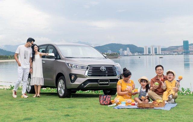 Toyota Innova 2021 - Giảm giá sâu kèm nhiều PK chính hãng, tặng 3 năm bảo dưỡng TMV - Giao xe ngay4