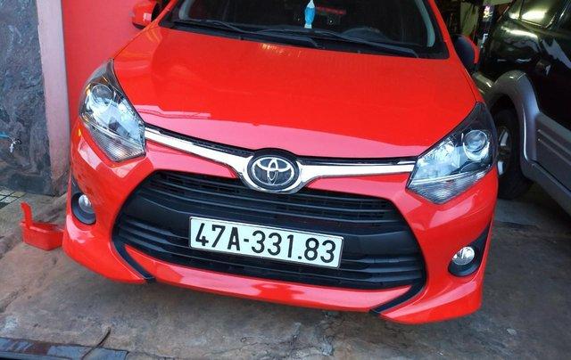 Toyota Wigo đời 2019, xe số sàn máy 1.2 xe đẹp giá 330 triệu1