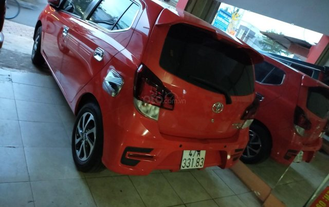 Toyota Wigo đời 2019, xe số sàn máy 1.2 xe đẹp giá 330 triệu2