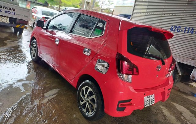 Toyota Wigo đời 2019, xe số sàn máy 1.2 xe đẹp giá 330 triệu4
