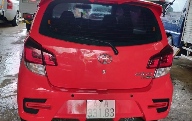 Toyota Wigo đời 2019, xe số sàn máy 1.2 xe đẹp giá 330 triệu6