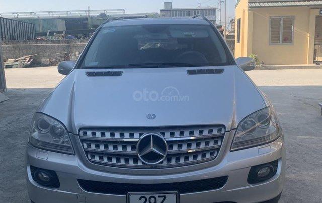 Cần bán xe ô tô Mercedes ML 3500