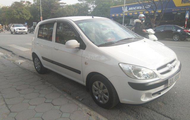 Chính chủ bán nhanh xe Hyundai Getz 1.4 MT số sàn 2008 nhập khẩu2