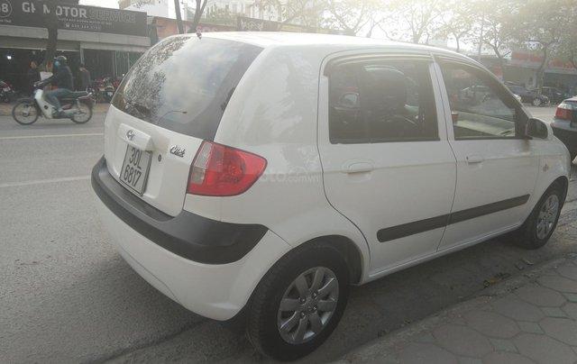 Chính chủ bán nhanh xe Hyundai Getz 1.4 MT số sàn 2008 nhập khẩu1
