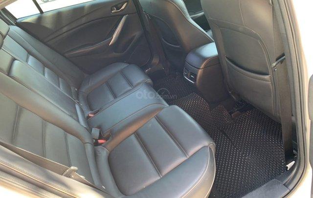 Bán nhanh em Mazda 6 trắng xinh như Ngọc Trinh, với giá cực ưu đãi, hỗ trợ vay vốn đến 70% giá trị xe6