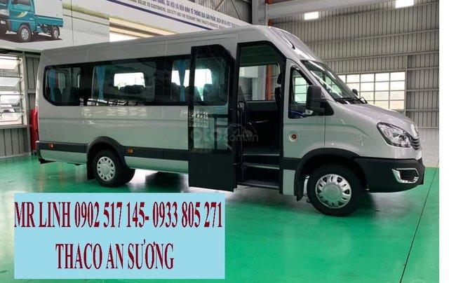 Mini Bus Iveco Daily- xe Iveco 16 chỗ bầu hơi2