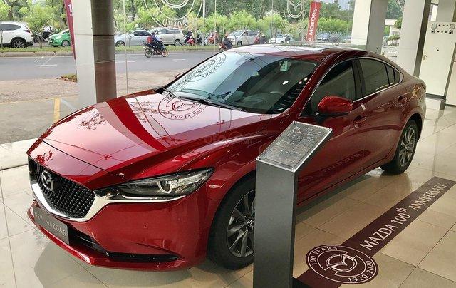 [Mazda Thảo Điền - TP. HCM] Mazda 6 khuyến mại khủng tháng 1, tặng gói nâng cấp nên tới 20tr, hỗ trợ trả góp tới 80%1