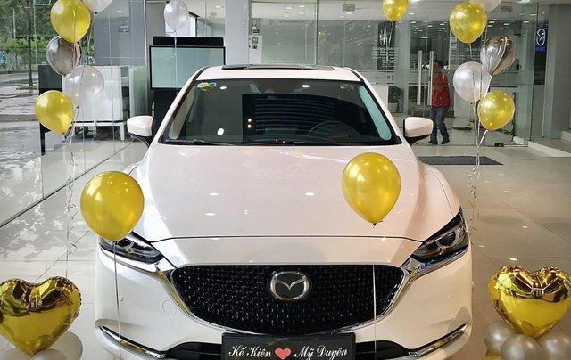 [Mazda Thảo Điền - TP. HCM] Mazda 6 khuyến mại khủng tháng 1, tặng gói nâng cấp nên tới 20tr, hỗ trợ trả góp tới 80%9