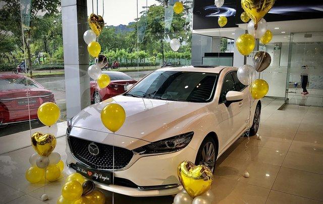 [Mazda Thảo Điền - TP. HCM] Mazda 6 khuyến mại khủng tháng 1, tặng gói nâng cấp nên tới 20tr, hỗ trợ trả góp tới 80%10