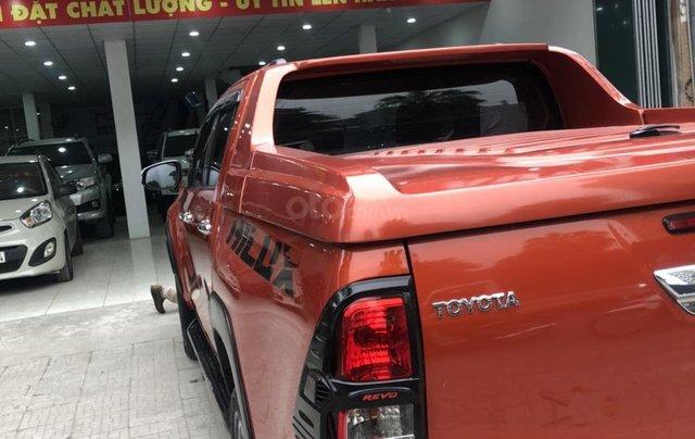 Bán xe Hilux 2.4G 4x4MT model 20172