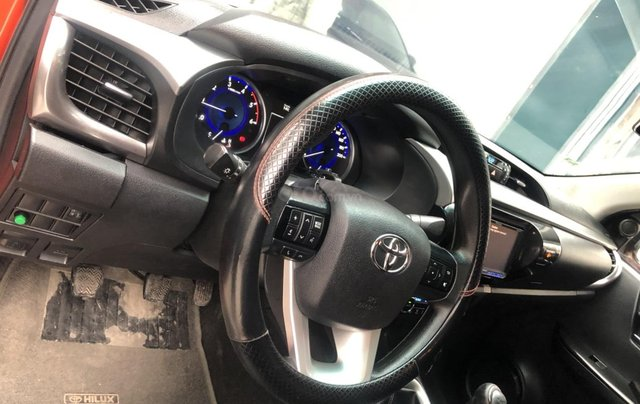 Bán xe Hilux 2.4G 4x4MT model 20175