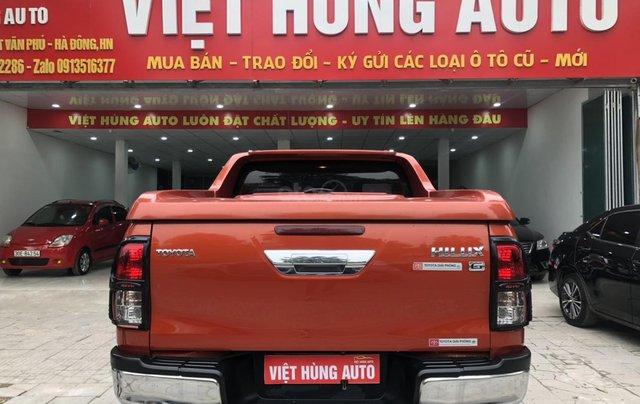Bán xe Hilux 2.4G 4x4MT model 20174