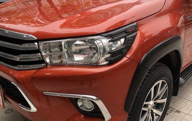 Bán xe Hilux 2.4G 4x4MT model 20179